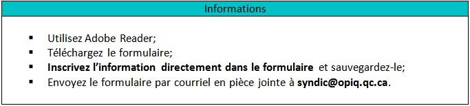 OPIQ_PorterPlainte_Information
