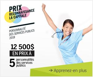 Prix reconnaissance La Capitale